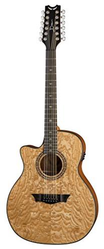 Dean Exotica Ultra Quilt Ash 12-String Acoustic-Electric