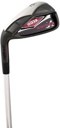 Tour Edge Men's Exotics XCG6 X-Lite 90 Iron Set, Right Hand