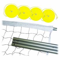 Franklin Sports Expert Steel Volleyball Post and Net System