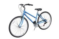 XDS Women's Explorer CT 7-Speed 17-Inch Road Bicycle, Blue