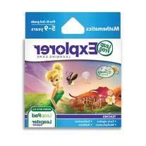 LeapFrog Explorer Learning Game: Disney Fairies: Tinker Bell