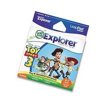 LeapFrog Explorer Learning Game - Disney Pixar Toy Story 3