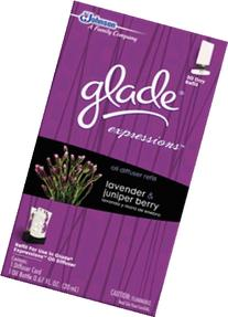 Glade Expressions Oil Diffuser Refill, Lavender and Juniper
