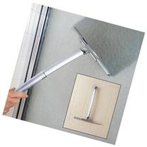 Better Living Extendable Squeegee 18 Rubber Silver Chrome