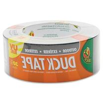 Duck 1.88-Inch Outdoor/Exterior Duct Tape - Gray