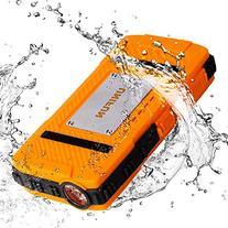 Unifun 10400mAh Waterproof External Battery Power Bank