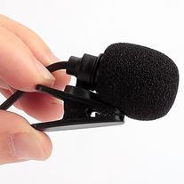 NAVISKAUTO External Hands Free Microphone for Car DVD Radio