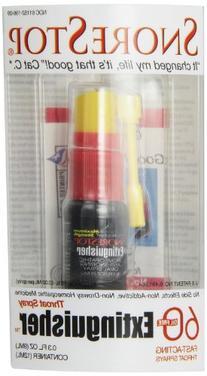 SnoreStop Extinguisher 60 Snoring Solution Pack of 2