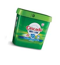 Cascade Extra Action Dishwasher Detergent 105 ActionPacs w/
