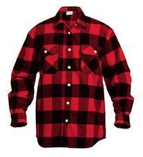 Extra Heavy Weight Brawny Flannel Shirt