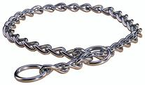 Extra Heavy Choke Chain Dog Collar
