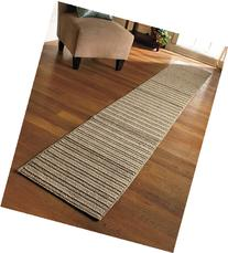 Extra-long Nonslip Striped Runners 60'' 90''' 120