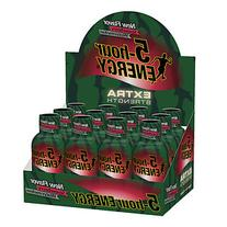 5-Hour Energy Extra Strength Energy Shot, Strawberry