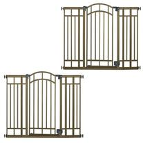 Summer Infant Extra Tall Decorative Walk-Thru Gate, 2 Gate
