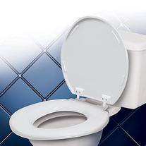 Extra Wide Toilet Seat