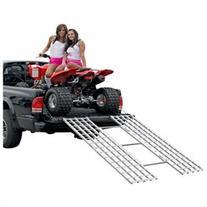 71 x 51 Extra Wide Tri-Fold Aluminum ATV Loading Ramp