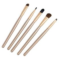 FOONEE 5Pcs Professional Eyeshadow Brushes Set Kit Eye