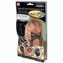 Ez Easy Combs Black