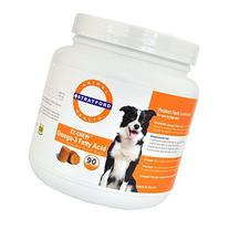 EZ-Chew Omega-3 Max Strength Soft Chews for Large & Giant