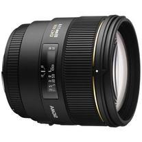 Sigma 85mm f/1.4 EX DG HSM Large Aperture Medium Telephoto
