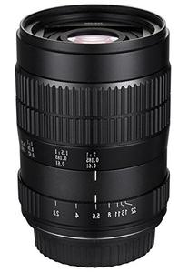 Oshiro 60mm f/2.8 2:1 LD UNC Manual Ultra-Macro Lens for