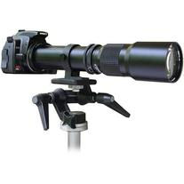 500mm -1000mm f/8.0 High Definition Multi Coated Telephoto