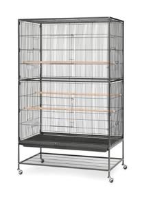 Prevue Hendryx F050 Pet Products Wrought Iron Flight Cage, X