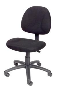 Boss Fabric Deluxe Posture Chair Black