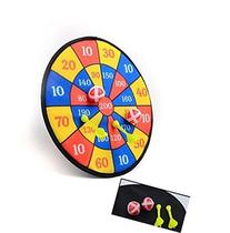 AxiEr Fabric Lightweight Dart Game Set With Two Velcro-