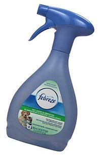 Febreze Fabric Refresher, Pet Odor Eliminator, 1 Count, 27