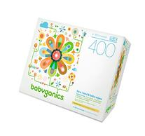 Babyganics Face, Hand & Baby Wipes, Fragrance Free, 400
