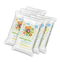 Babyganics Face, Hand & Baby Wipes, Fragrance Free, 240