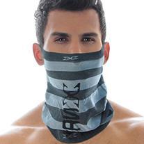 Basico Men's Face Tube Mask Neck Gaiter Dust Shield Seamless