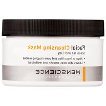 MenScience Androceuticals Facial Cleansing Mask, 3 oz