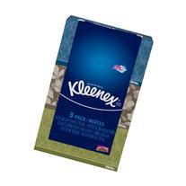 Kleenex 2-Ply White Tissues - 3 PK