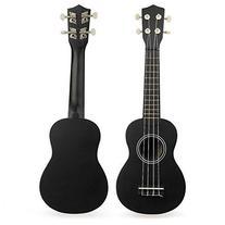 """FACILLA® Professional 21"""" Acoustic Soprano Ukulele Musical"""