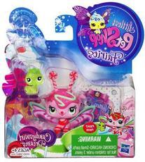Littlest Pet Shop Fairies 2-Pack Candyswirl Dream Mint