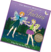 Fairies Paper Doll Fold Out Play Set