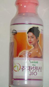 Dhathri Fairness Massage Oil 125ml
