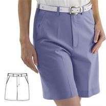 Monterey Club Ladies Fairway Shorts #2818