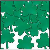 Fanci-Fetti Confetti Shamrocks Green 1oz 1/Pkg 6/Pkgs