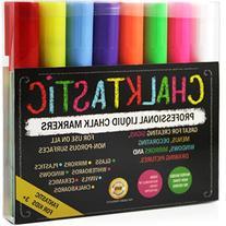 Chalk Markers by Fantastic ChalkTastic Best for Kids Art,