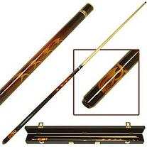 Trademark Games Fantasy Dragon Billiard Pool Cue With Case,