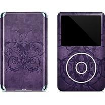 Fantasy & Dragons iPod Classic  80 & 160GB Skin - Purple