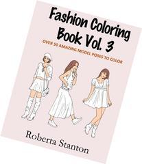 Fashion Coloring Book Vol. 3