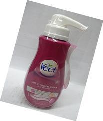VEET Fast Acting Gel Cream Hair Remover, Essential Oils &