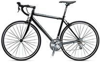 Schwinn Fastback 1 Bike Black 50cm Womens