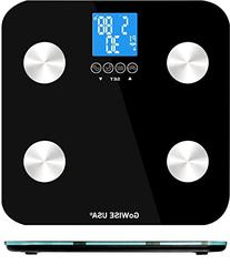 GoWISE USA Body Fat Scale with FDA approved- Measures Weight