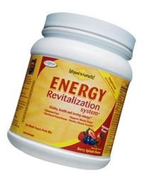 Fatigued to Fantastic Energy Revitalization System Berry