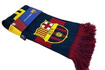 FC Barcelona Authentic Official Licensed Soccer Scarf by